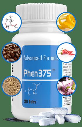 phen375 ingredient