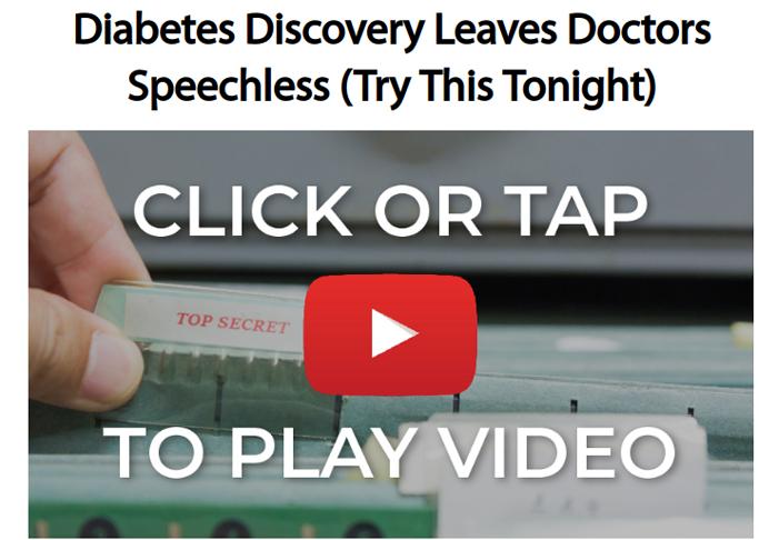 Pure Health Research Blood Sugar Formula video