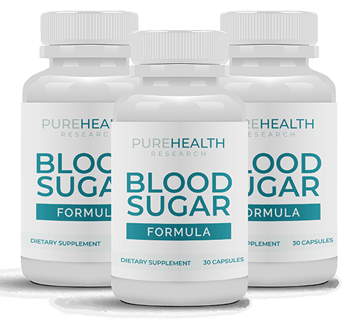pure health blood sugar formula reviews