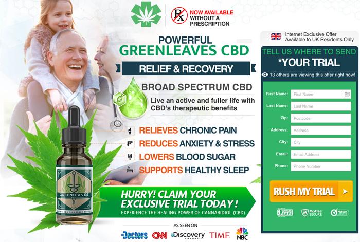 Green Leaves CBD Oil review