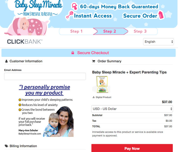 Buy Baby Sleep Miracle PDF