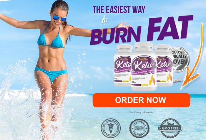Buy New You Keto Diet