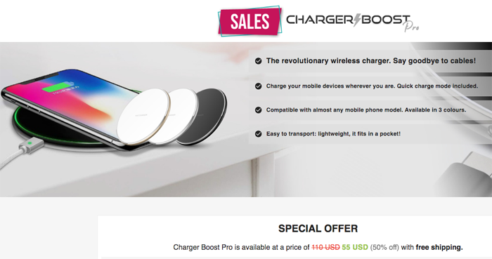 charger boost pro review