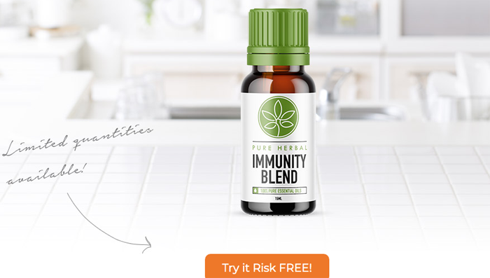 Order Pure Herbal Immunity Blend