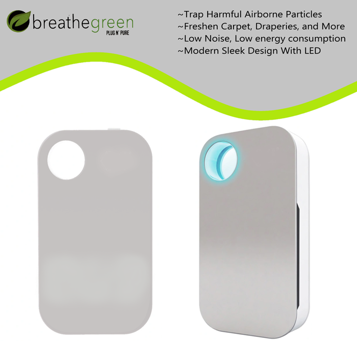 Breathe Green Plug n' Pure Review