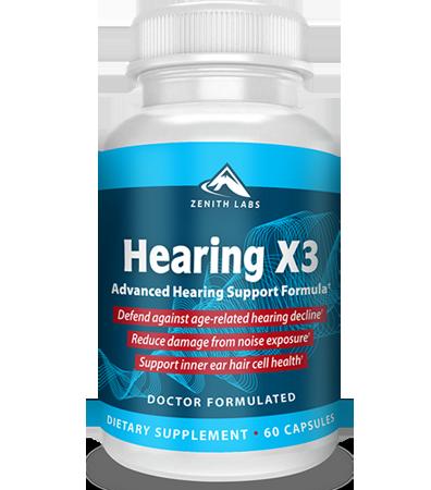 Zenith Labs Hearing X3