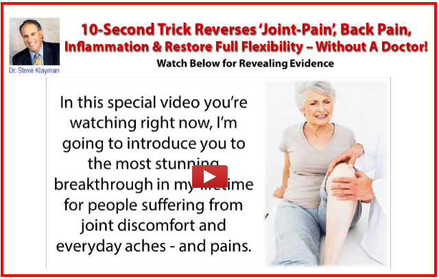Joint Relief 911Review