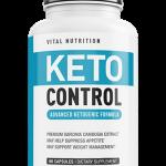 Vital Nutrition Keto Control Diet Pills