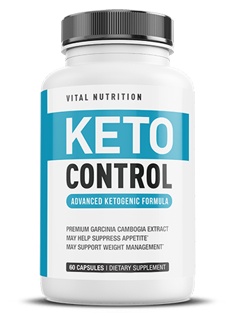 Vital Nutrition Keto Control Diet Pills