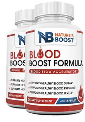 Nature's Boost Blood Boost Formula