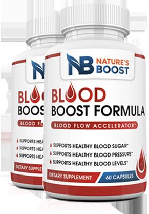 Nature's Boost Blood Boost Formula