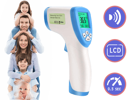 Thermosense Thermometer