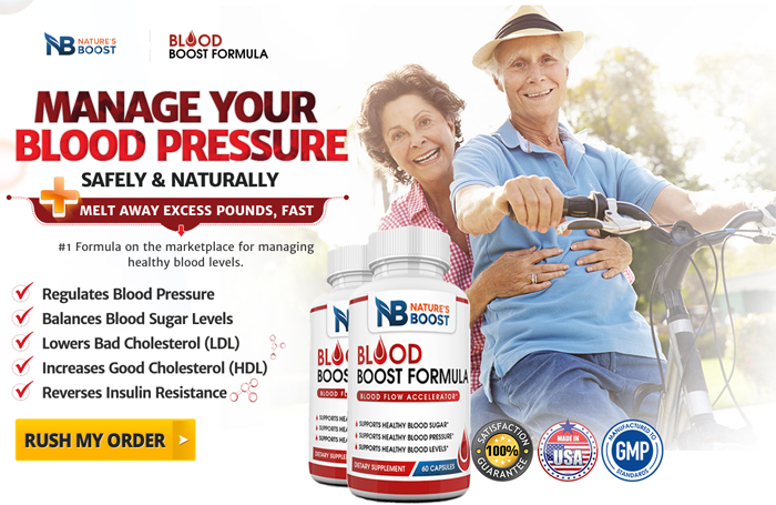 Order Natures Boost Blood Formula