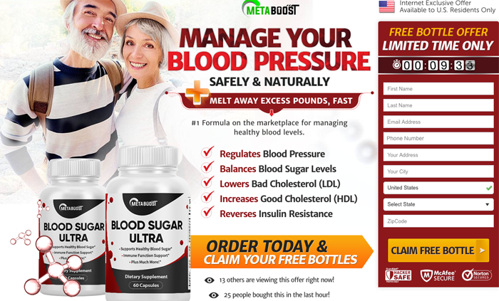 Metaboost Blood Balance Review