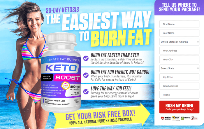 Ultimate Keto Boost Diet Review