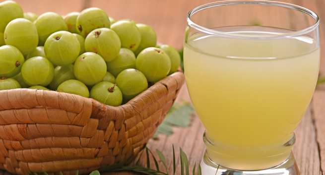 Amla Juice For Weight Loss