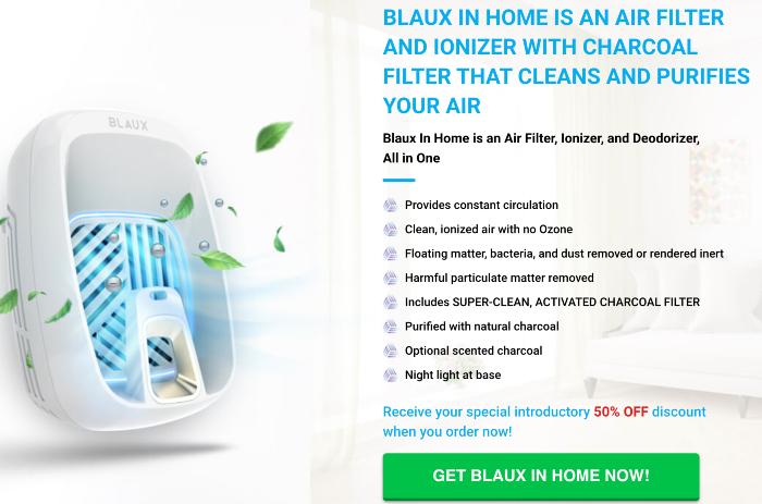 Order Blaux Portable AC