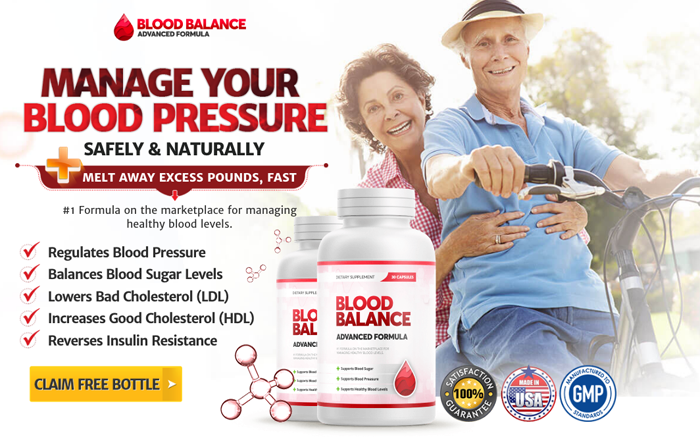 Order Blood Balance Advanced Formula